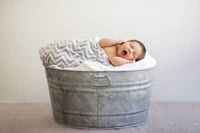 Santa Monica Newborn Baby Photographer