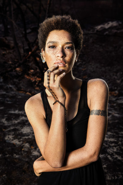 Los Angeles Editorial Fashion Portrait Photographer