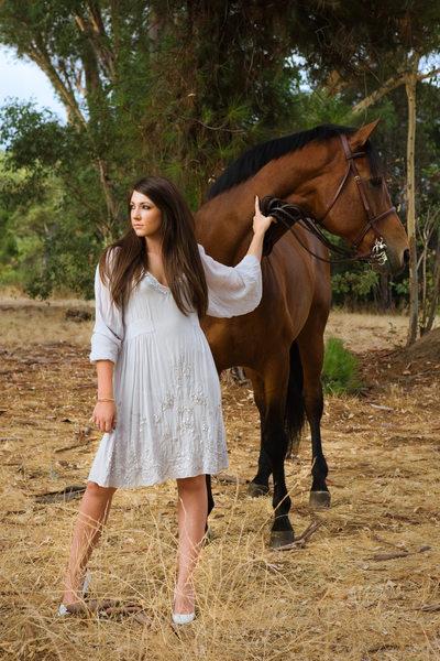 Agoura Hills Equestrian Portrait Photographer