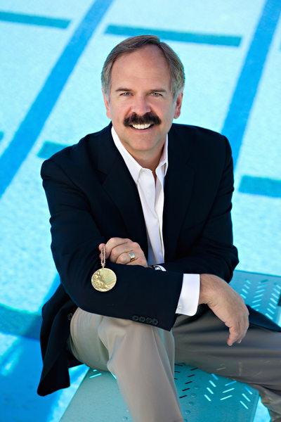 Olympic Gold Medalist John Naber
