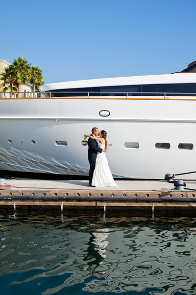 Balboa Bay Club Wedding Photographer, Newport Beach, CA