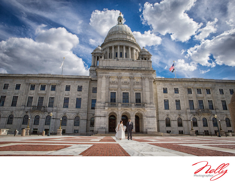 Rhode Island State State House Rhode Island
