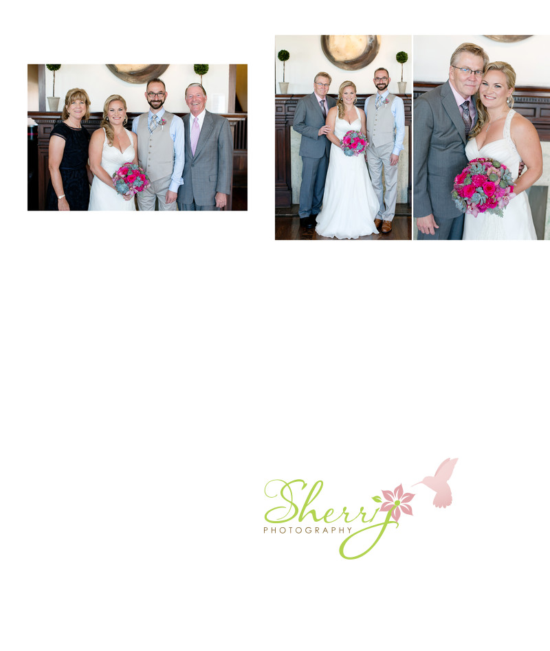 Melissa family formals