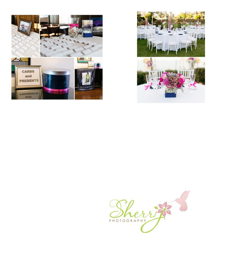 Long Beach Art Museum Wedding Reception Details