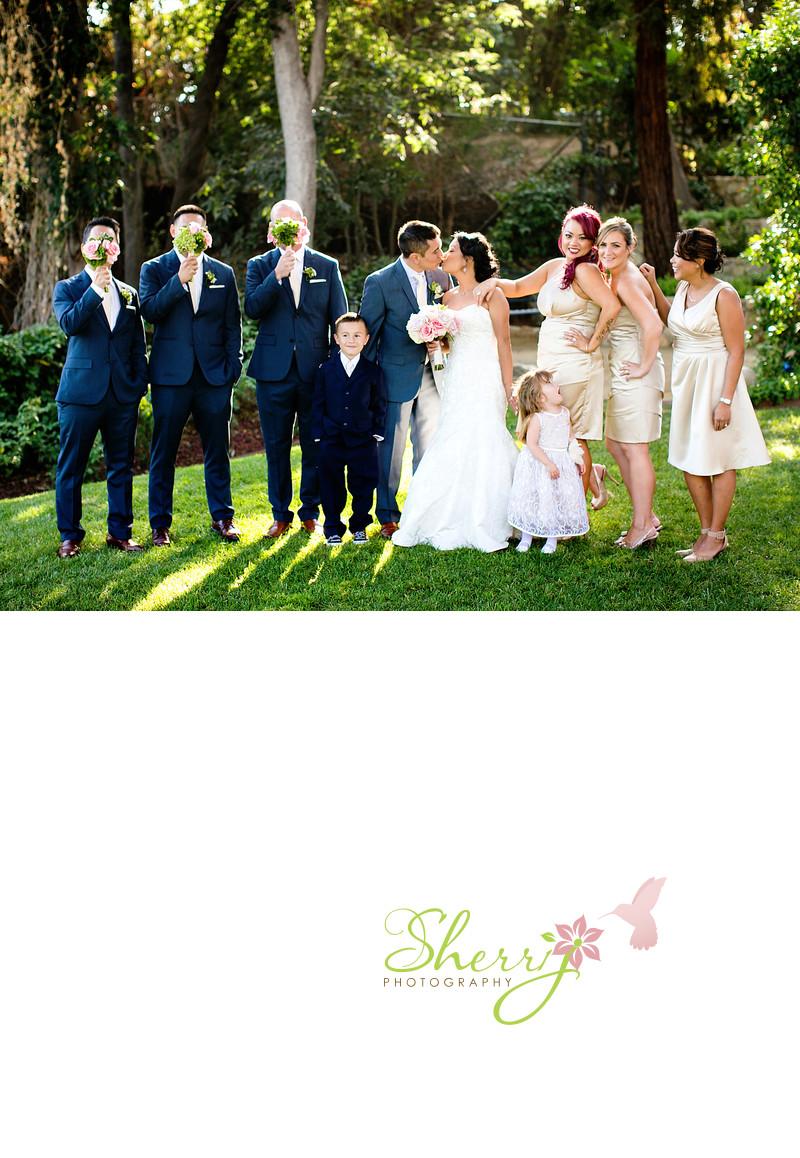 Altadena Town & Country Club wedding