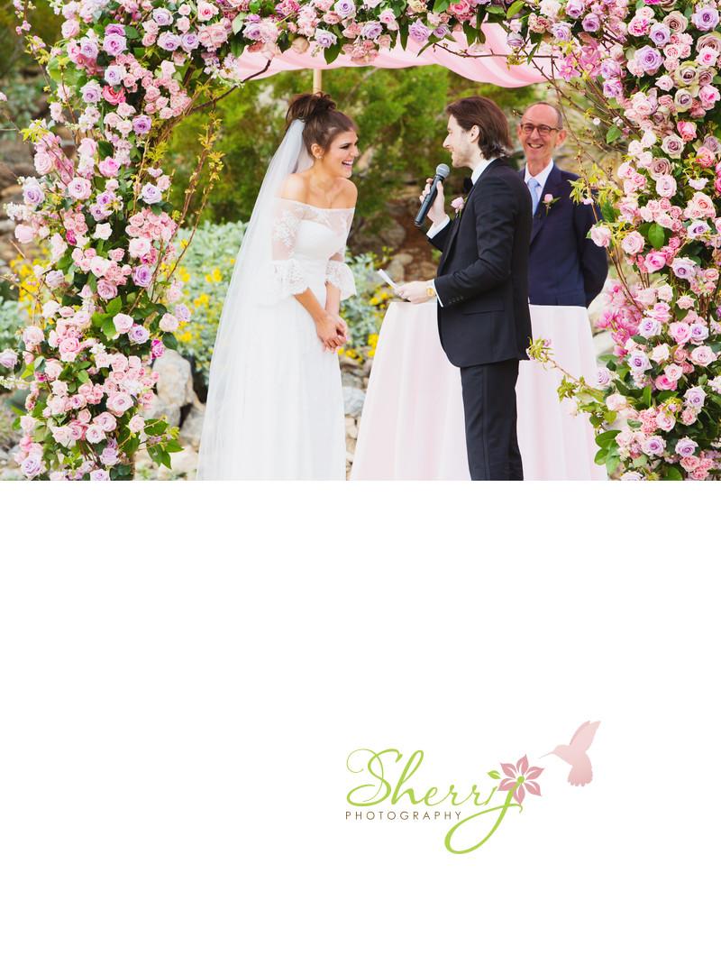 Colony 29 Celebrity Wedding Ceremony