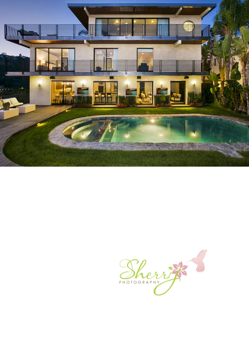 Celebrity Home on Viewsite Terrace outdoor TVs with pool