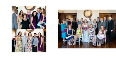 Melissa Greg Extended Family