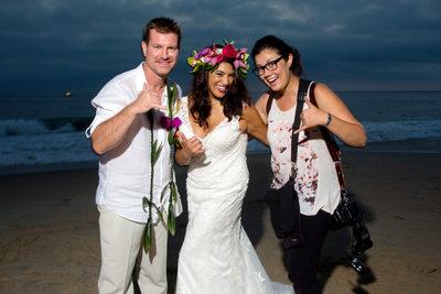 Orange County Beach Wedding Photographer