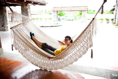 Work Hard Play Costa Rica Hammock