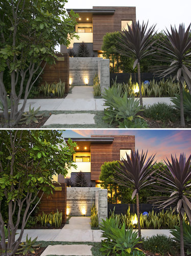 before and after mar vista twilight