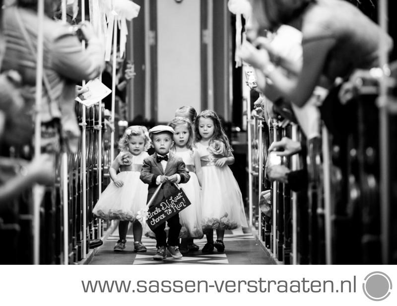 bruidsfoto award krijtbergkerk amsterdam huwelijk
