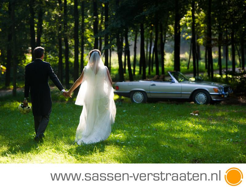 Kasteel Hoekelum trouwfotografie