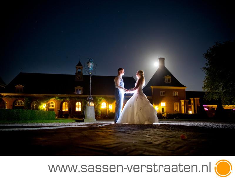 Buitenplaats Amerongen trouwfotografie