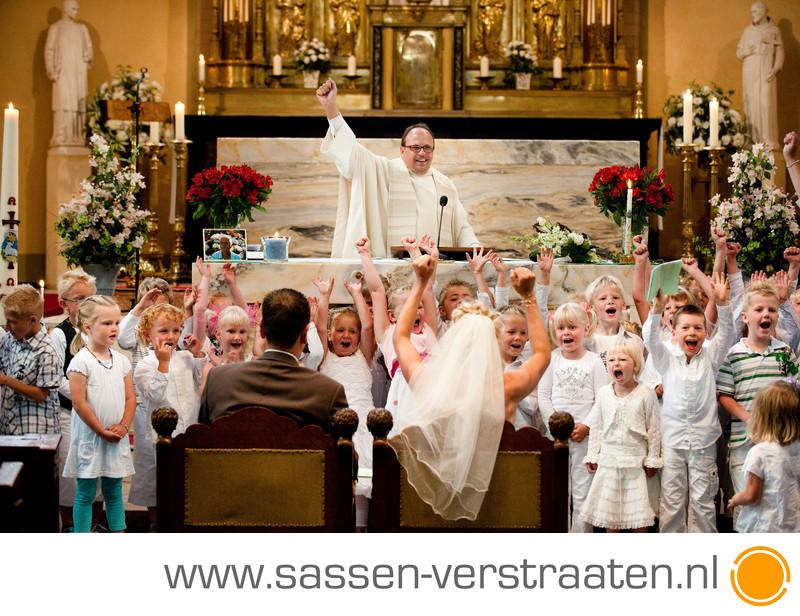 Bruidsfotograaf Hoorn, Koepelkerk