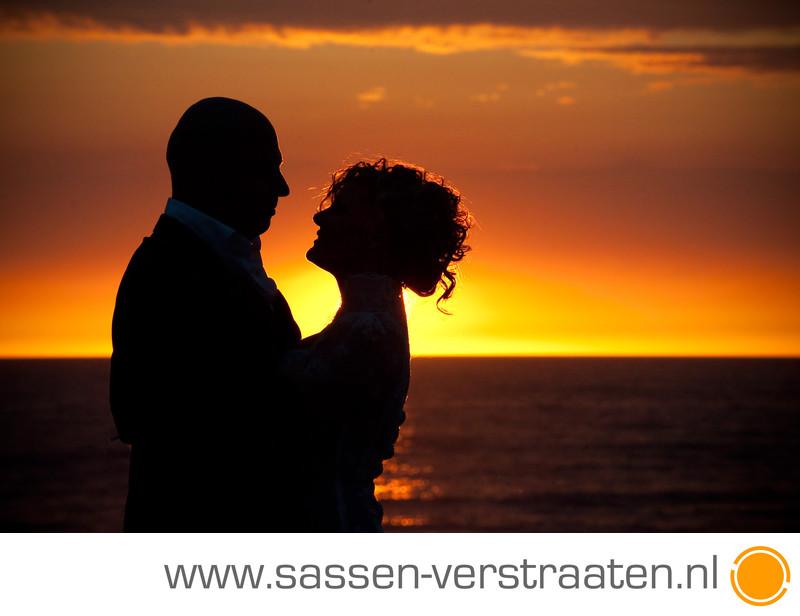 Trouwfotograaf Scheveningen Beachclub Doen