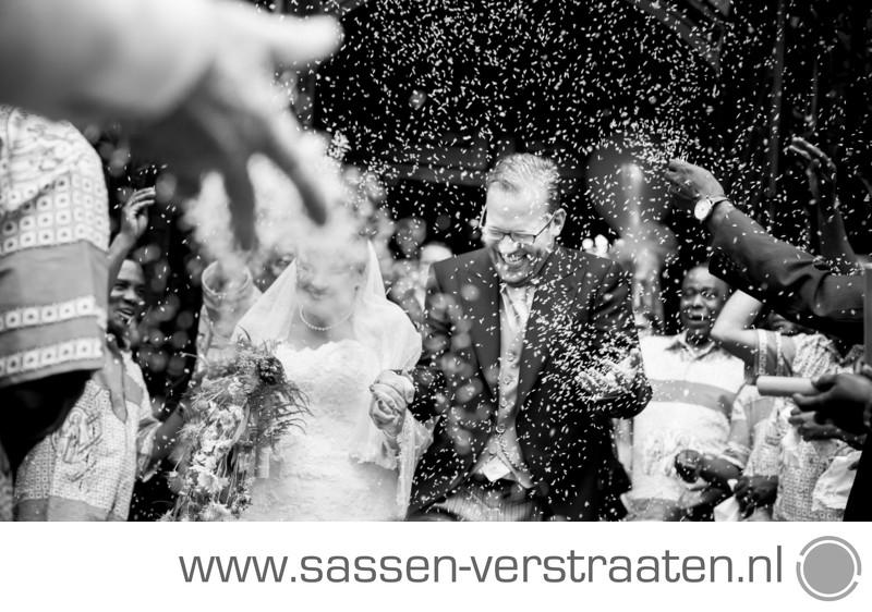 Bruidsfotograaf Amsterdam, Krijtbergkerk
