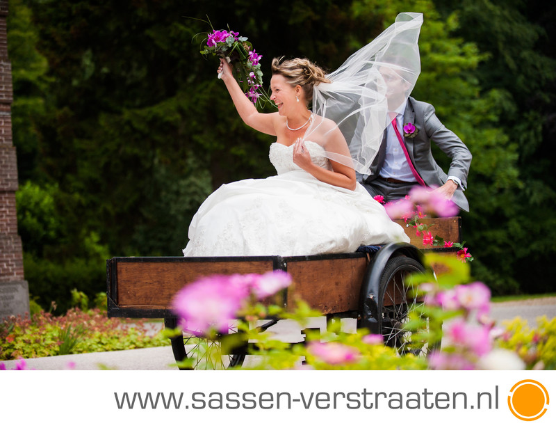 Goudestein Bruidsfotograaf Maarssen