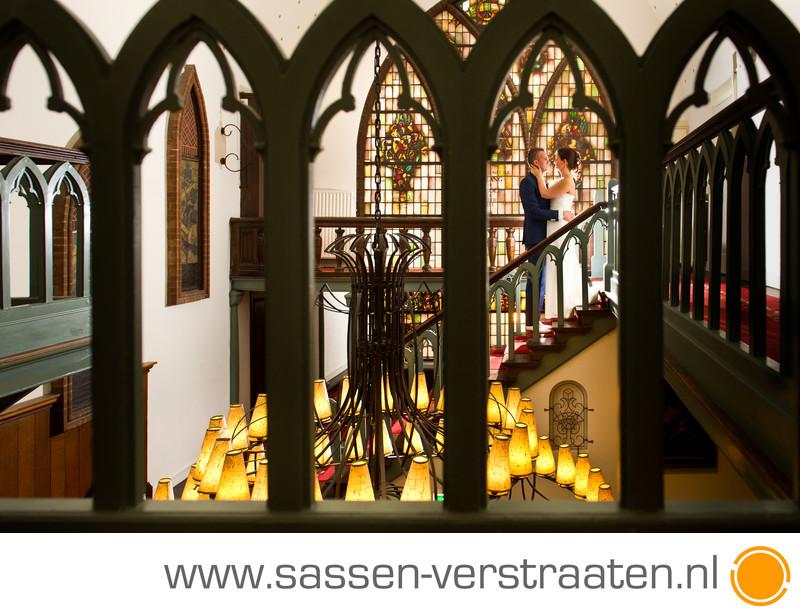 Bruidsfotografie Hotel Kerckebosch