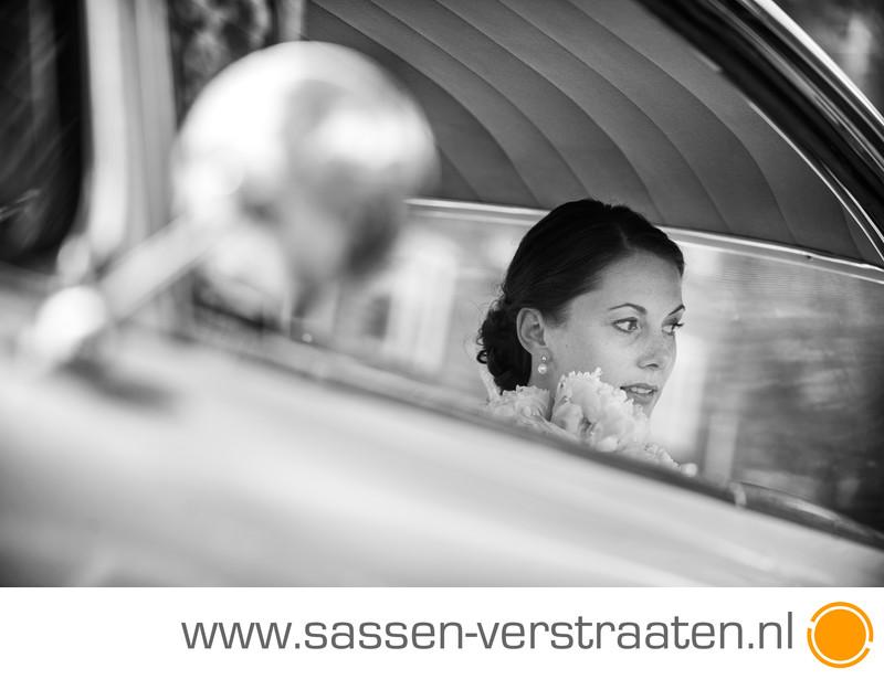 Bruidsauto's een kans