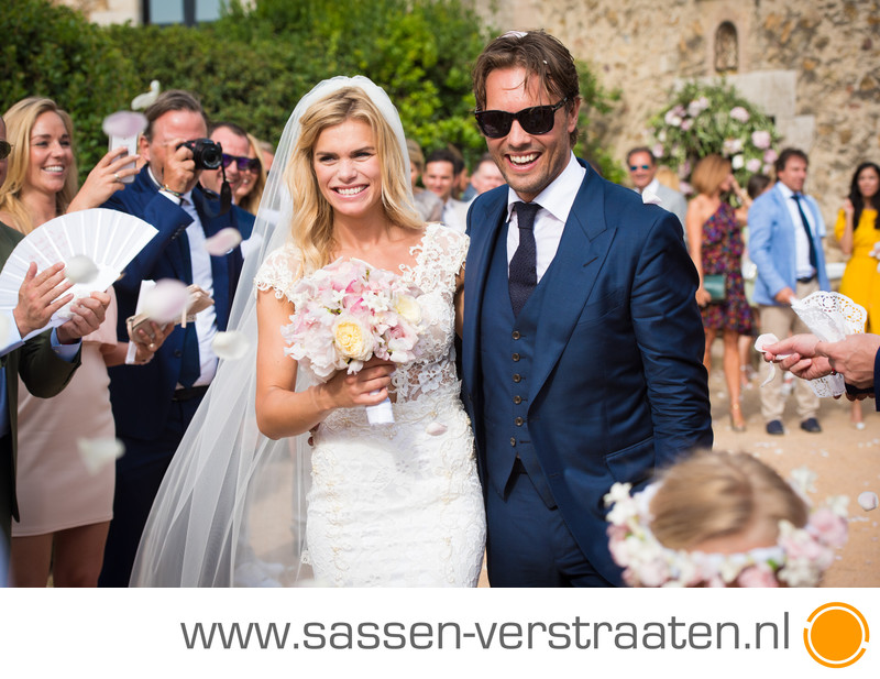 Nicolette van Dam Bas sprookjeshuwelijk fotografen