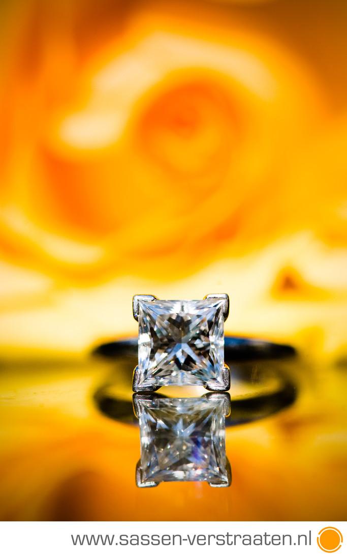 bruidsfotograaf trouwring