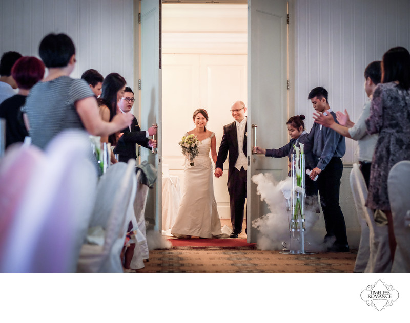 ​Matt & Suyin Wedding At Raffles Hotel​