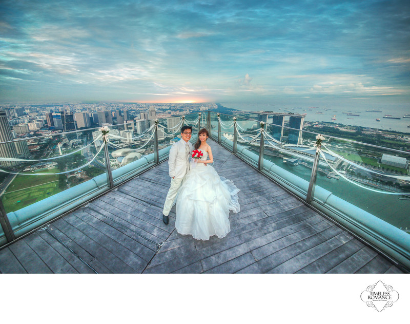 Alan & Zann Wedding @ 1-Altitude