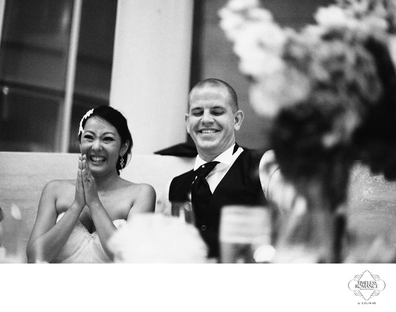 Philipp & Carol Wedding @ National Museum