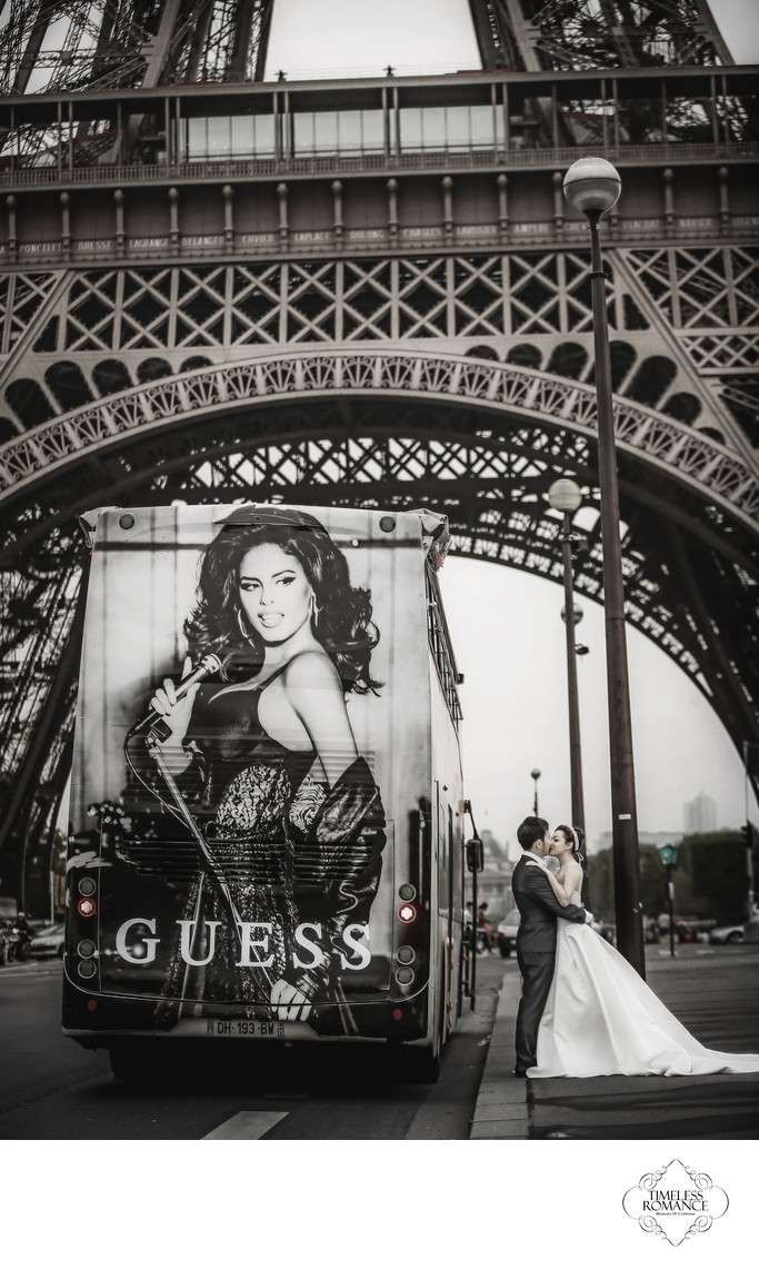 Guess Who Is In Paris?