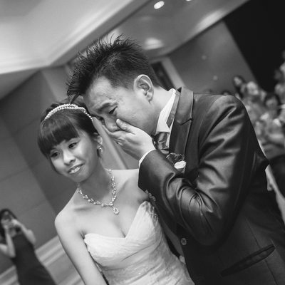 Eric & Joice Wedding @ Grand Park City Hall