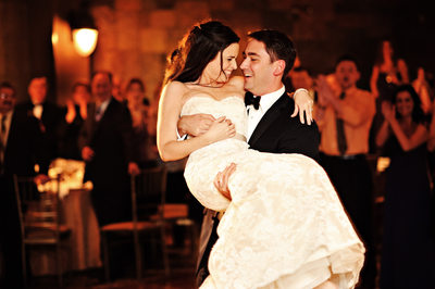 tappan hill mansion new york wedding photo first dance