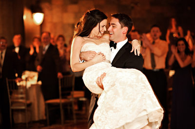 tappan hill mansion ny wedding photo first dance