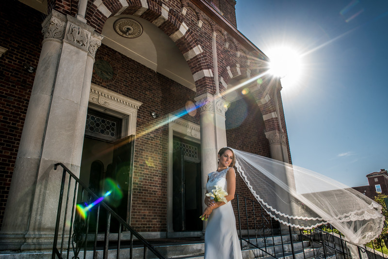 Cool Church Wedding Photos