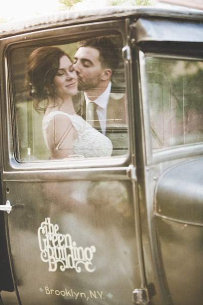 The Best Green Building Wedding Photographer