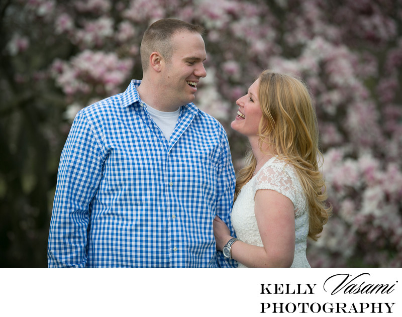 Spring Engagement Session | Westchester NY