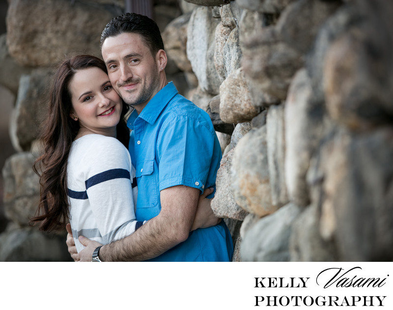 Engagement Session at Bear Mountain Inn