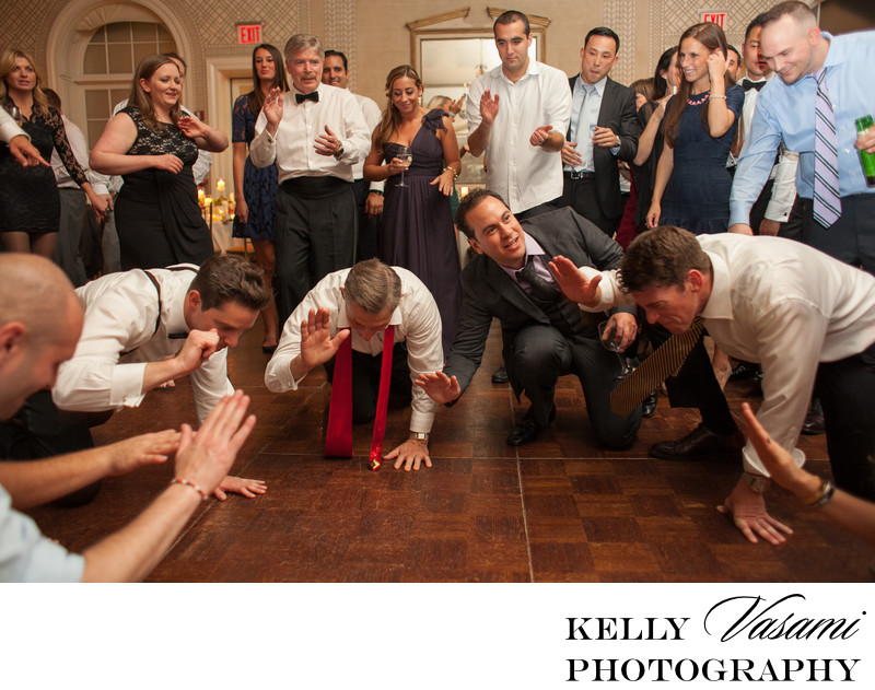 Reception Photo from New York Botanical Garden Wedding