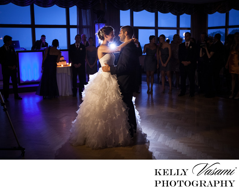 First Dance at Mamaroneck Beach and Yacht Club
