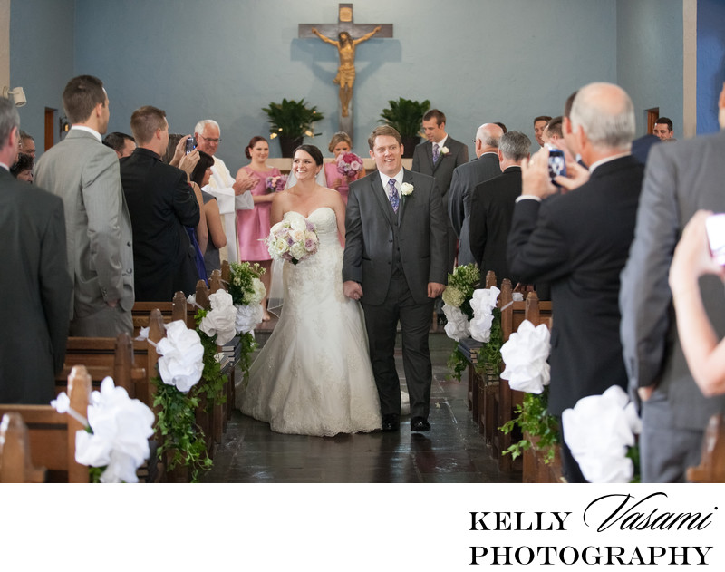 westchester old stone church wedding ceremony mahopac