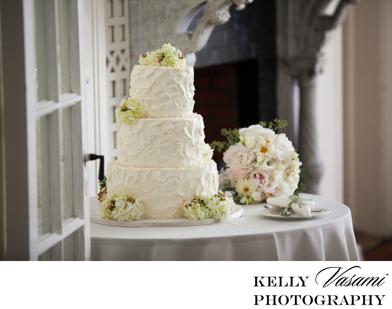 Lulu's Cake Boutique | CV Rich Mansion Wedding