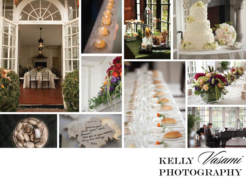 Intimate CV Rich Mansion Wedding | Wedding Magazine