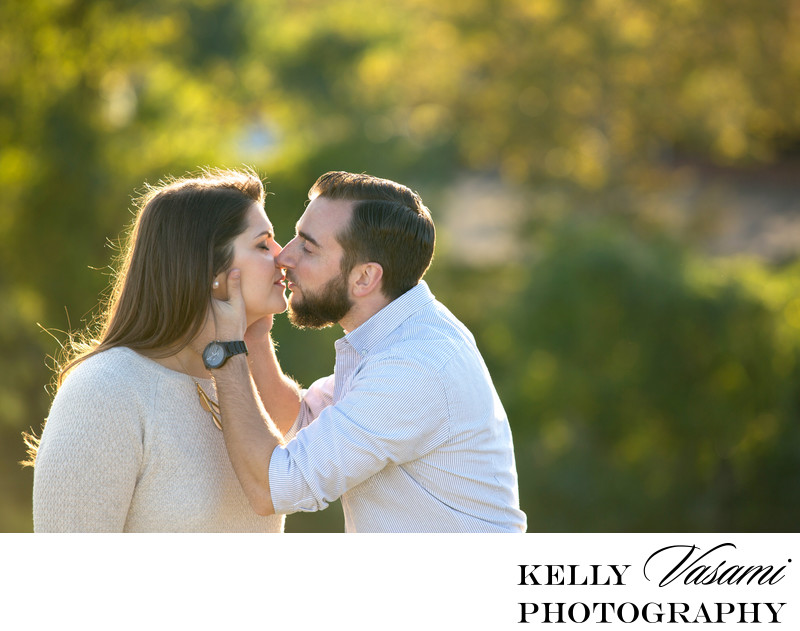 Romantic Westchester Engagement Photos