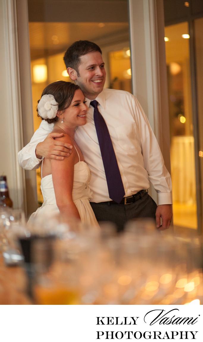 the garrison wedding reception photos