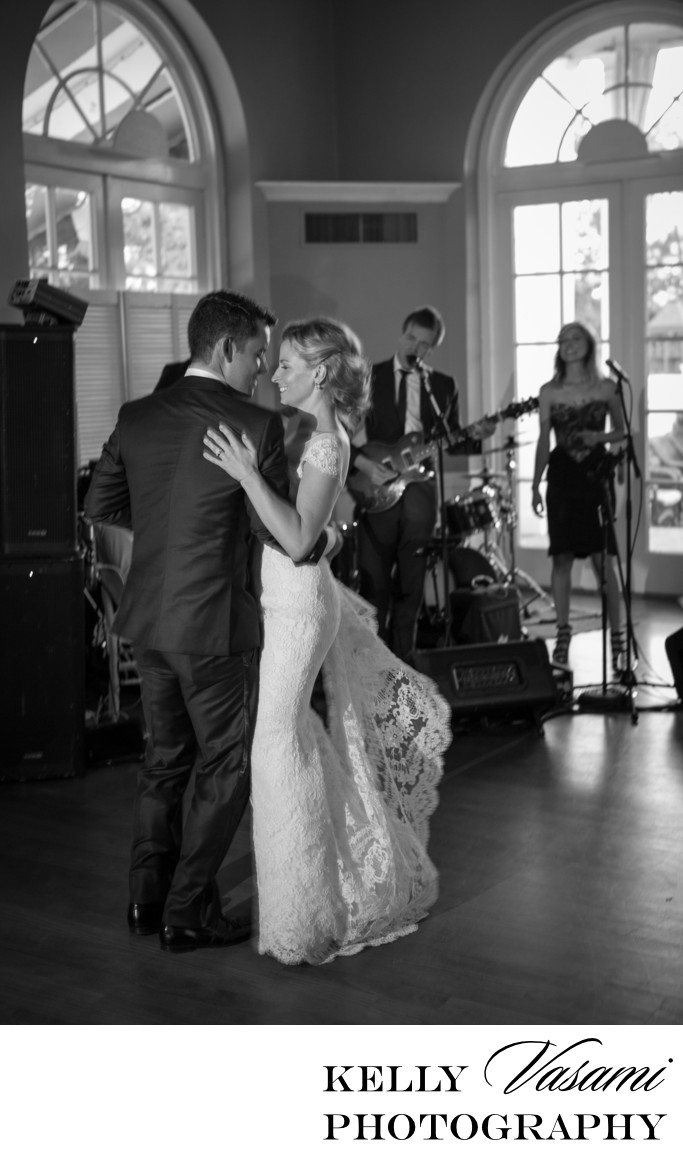 Dramatic First Dance | Highlands Country Club