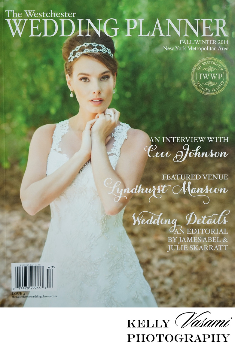 Westchester Wedding Planner | Fall Winter 2014 Issue