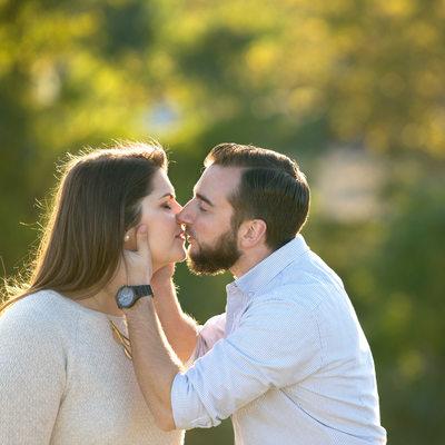 Romantic Westchester Engagement Photos