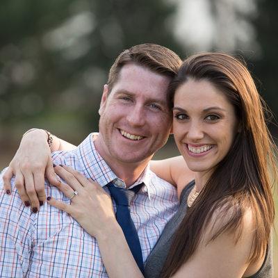 Smiling Couple | Engagement Session White Plains