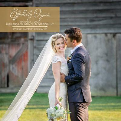 magazine published wedding highlands country club