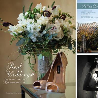 Real Wedding | Harvest on Hudson Wedding | Published